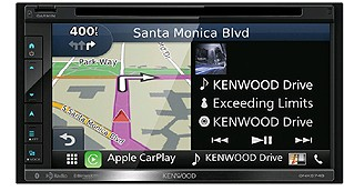 Ottawa Kenwood Car Audio Navigation Dealer